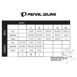 Guantes Pearl Izumi Select amarillo verde