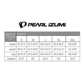 Maillot Pearl Izumi Select Pursuit negro rojo