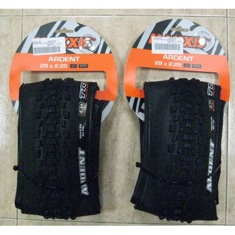 Pack 2 Cubiertas 29 x 2.25 Maxxis Ardent Tubeless Ready