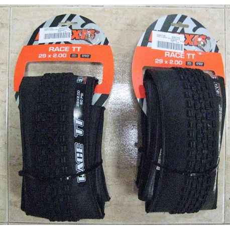 Pack 2 Cubiertas 29 x 2.10 Maxxis Ardent Race TT Tubeless Ready