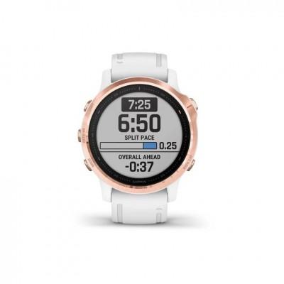 GPS Garmin Fenix 6S Pro en rosa y oro 42MM