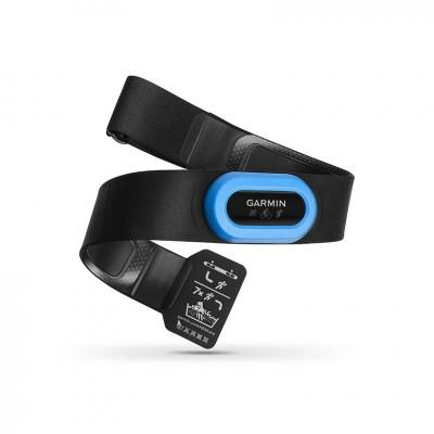 Transmisor elastico Garmin triathlon