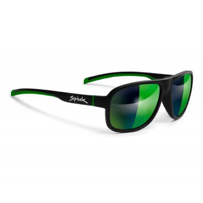 Gafas Spiuk Banyo lente espejo verde