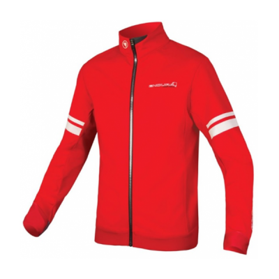 Chaqueta Endura FS260 Pro Thermal Windproof rojo