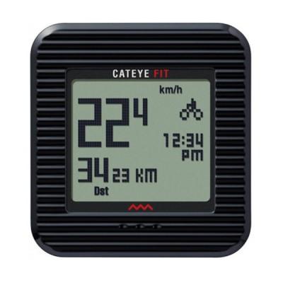 Cuentakilómetros Podómetro Cateye Fit