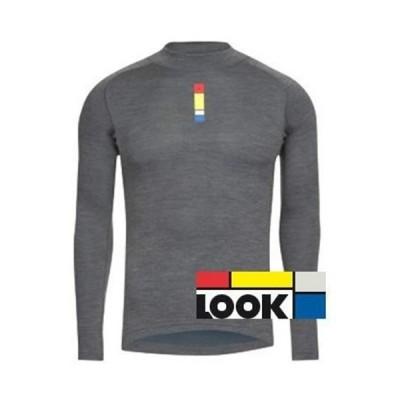 Camiseta Interior Térmica LOOK MERINO Gris