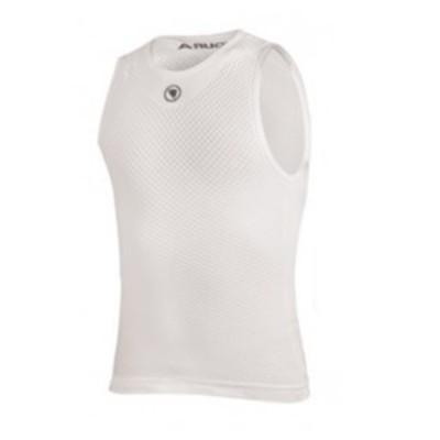 Camiseta interior Endura Fishnet blanco