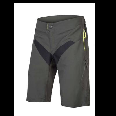 Pantalón Corto Endura SingleTrack Verde Oscuro