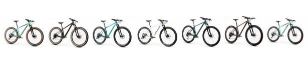 Bicicletas de Montaña rígidas, para comprar en Ciclos Trujillo Sabadell , Ciclos Trujillo Terrassa y Tienda Web