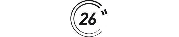 """Rigidas 26"""""""