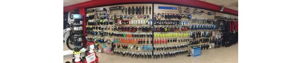 Accesorios de bicicletas para comprar en Ciclos Trujillo Sabadell , Terrassa y tienda Web
